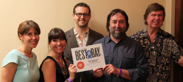 SPC's Music Industry/Recording Arts program, students and faculty named Best of the Bay by Creative Loafing