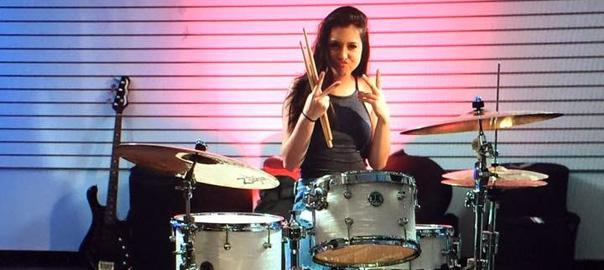 Natalie DePergola is working towards a music career.