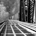 Railroad bridge in West Virginia