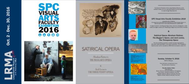 LRMA Visual Arts Exhibition Invitation