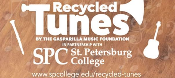 Recycled Tunes Banner