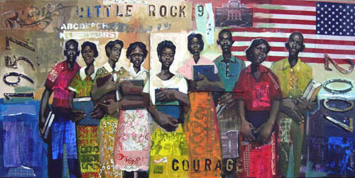 African-American Art Exhibition sample