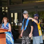 PTK Honors Derek Donelly