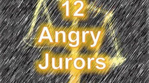 12 Angry Jurors Logo