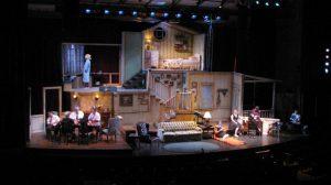 theater set design