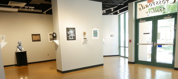 High School Arts Exhibition at Crossroads Gallery