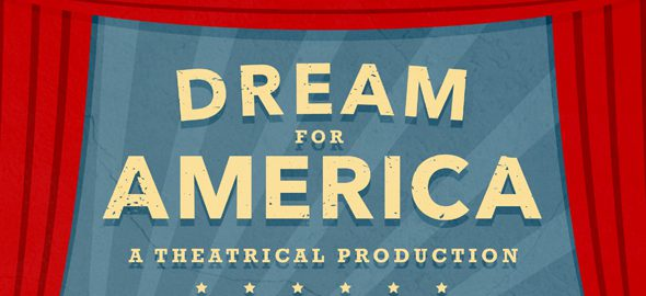 Lamman Rucker stars in Dream For America