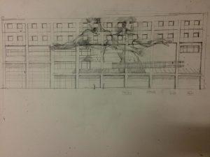rendering-on-building