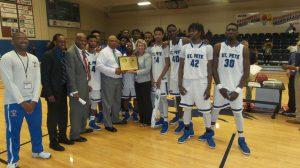 Titans Men's Basketball Team