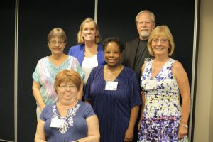 Retiree Emeritus luncheon group