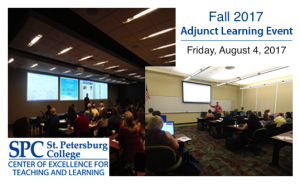 Adjunct Learning Event graphic