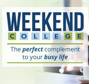 Weekend College