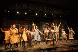 SPC Theater production Urinetown