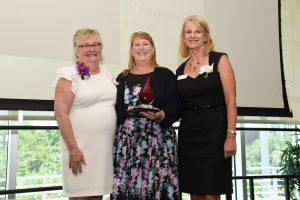 STEM Woman of the Year Award recipient Lara Sharp