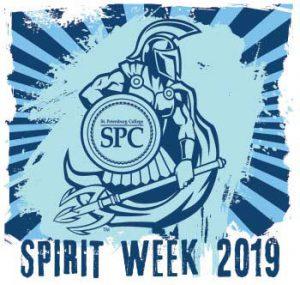SPC Spirit Week 2019 logo