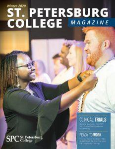 Cover of SPC Magazine Winter 2020 edition
