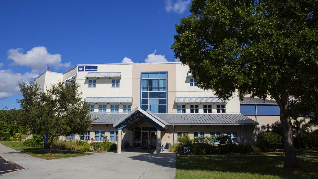 An exterior shot of SPC Seminole Campus