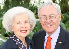 William and Hazel Hough