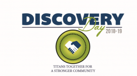 What's new for Discovery Day?