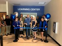 New Learning Center opens