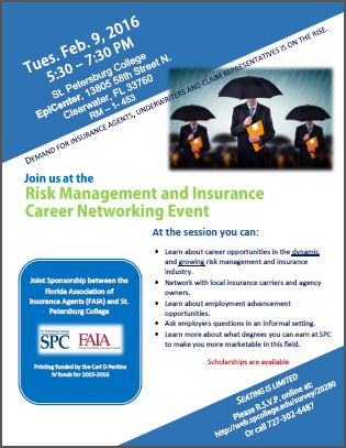 Insruance Networking Event