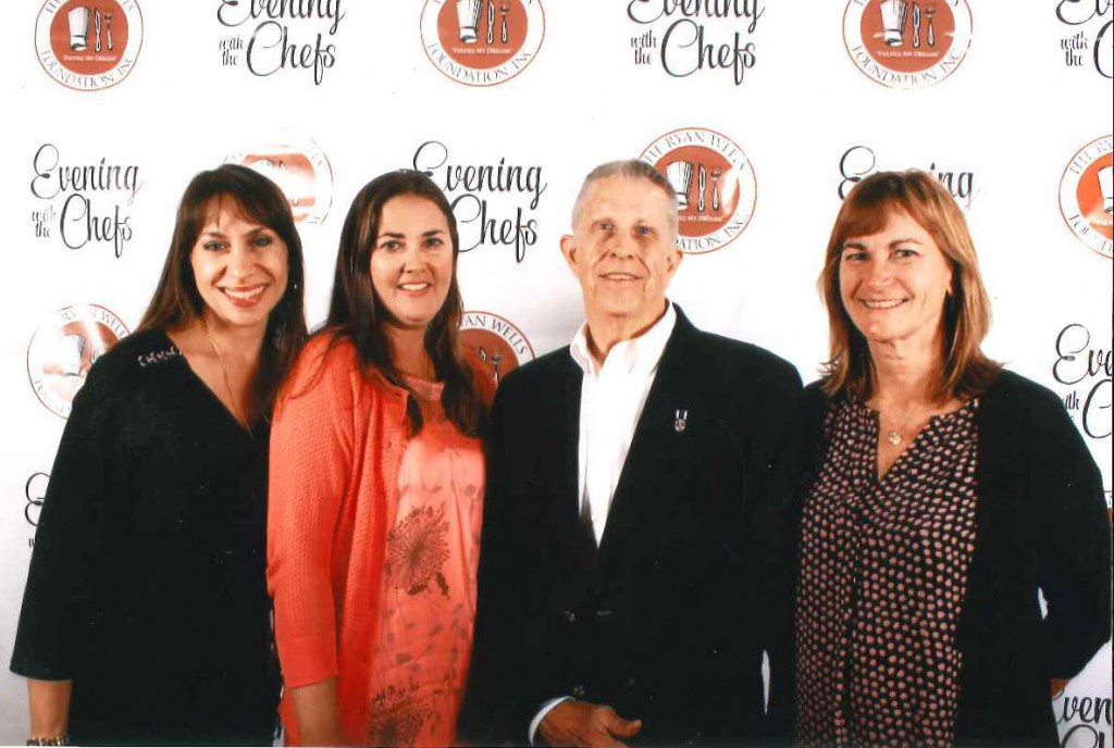 Culinary students given scholarships at local event