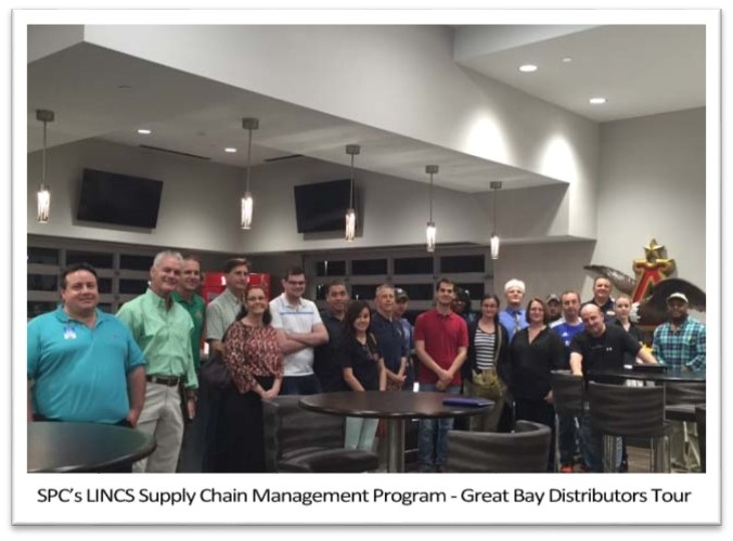 Supply Chain Students Get Real World Experience