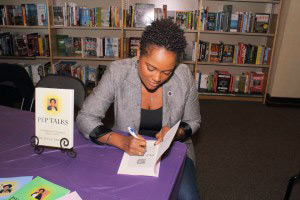 Pep Talks book series featured at Barnes and Noble book signing event