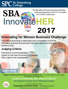 InnovateHER 2017 Competition