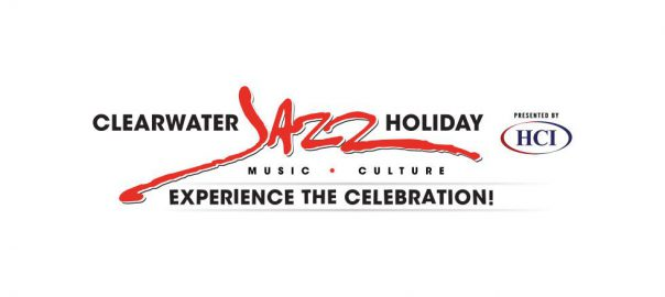 clearwater jazz graphic logo