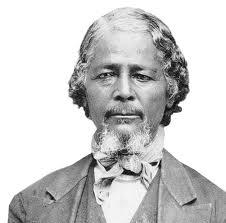 Portrait of Benjamin Singleton for African American History Month