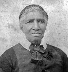 Portrait of Clara Brown for African American History Month