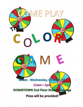 Color Game poster DT