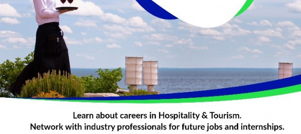 Hospitality and Tourism Career Expo flyer