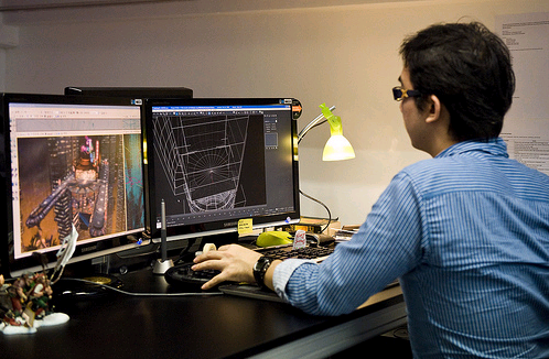 The World Of Video Game Designers Careers Internships - Game design software