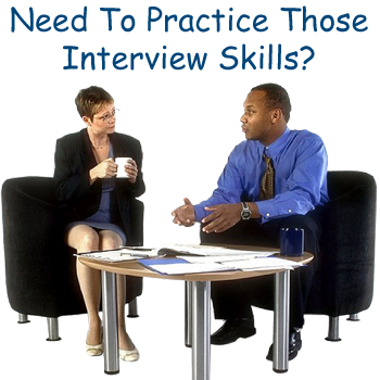 mock interviews 2018-07-03  a mock interview is an excellent way to prepare for an actual job interview you will be asked questions for about 15 minutes your conversation will be recorded via webcam at the end of the interview, you and the interviewer.