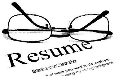 Resume Workshop art