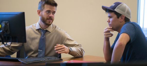 Photo of job interview