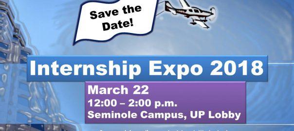 SPC Internship Expo 2018 Banner