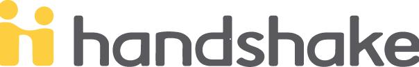 handshake typeset logo
