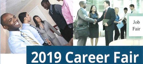 Career Fair 2019 Graphic