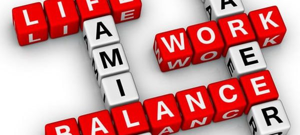 work-life balance puzzle