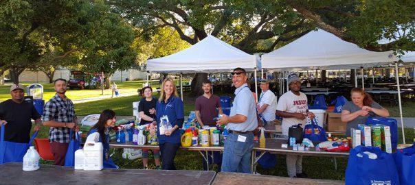 SPC's Heart of Service Veteran Volunteer Event