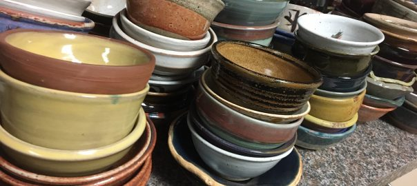 Bowls for Empty Bowls