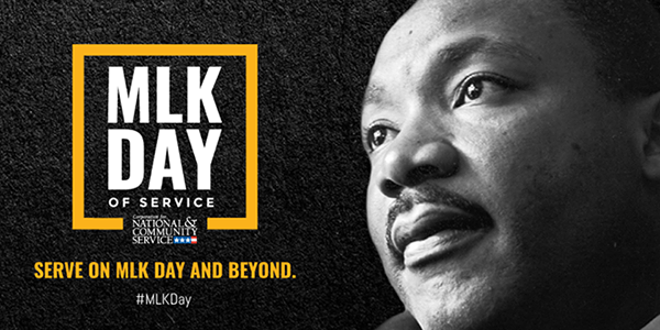 Image for MLK Day of Service 2020