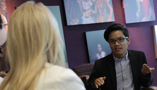 Interview tips for landing an internship, job or college admission