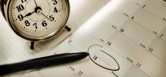 PUMP up your time management skills for college