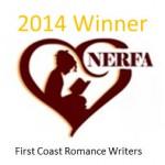 First Coast Romance Writers logo for NERFA