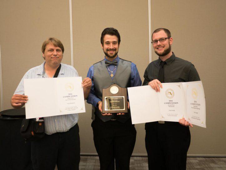 Sandbox News wins journalism awards