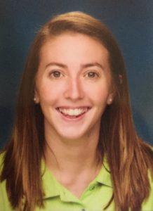 Education scholarship recipient Brooke Rittenhouse.